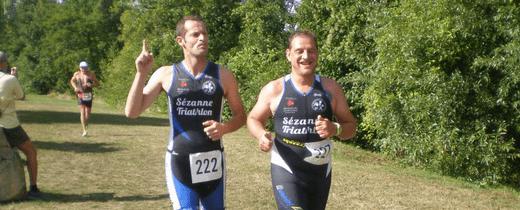 Triathlon de Château-Thierry 2013