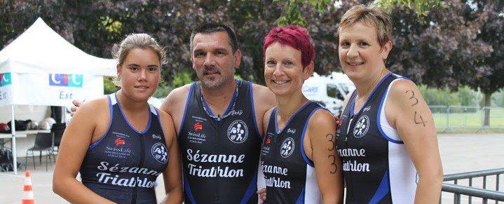 Triathlon de Dienville 2013