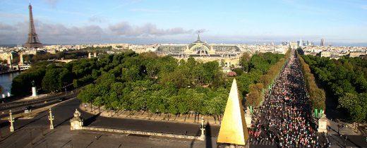 Deux Sézannaises à Paris