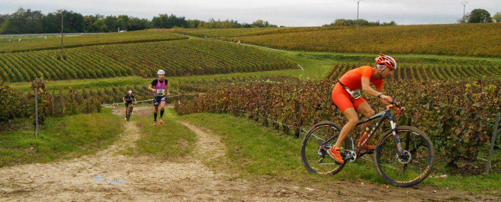 Résultats du bike and run 2014