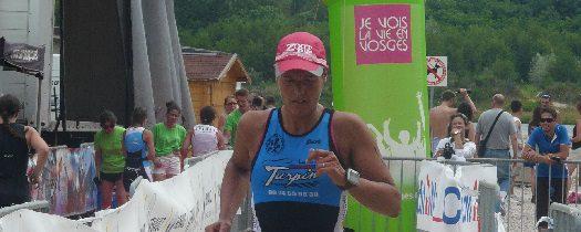 Triathlon THAON les VOSGES
