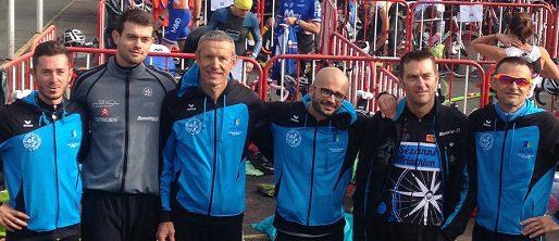 Triathlon par équipe LANEUVEVILLE DEVANT NANCY X'SEL