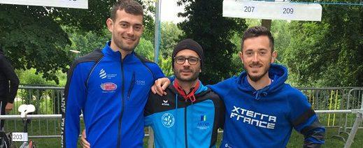 Triathlon de Chalons en Champagne