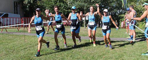 Triathlon XSEL LANEUVEVILLE-DEVANT-NANCY. Elles l'ont fait !
