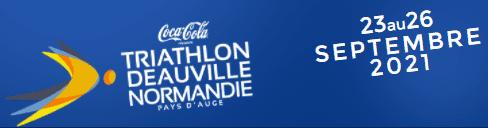 Triathlon de Deauville pour Laurent