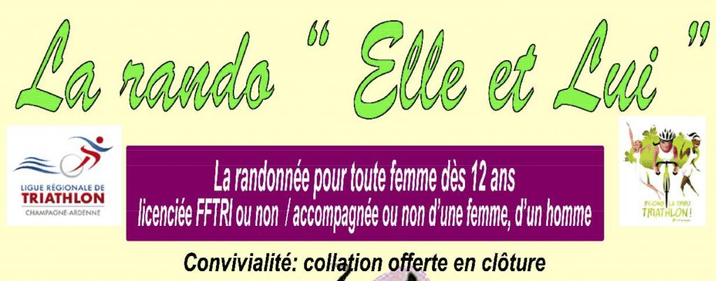 """Rando """"Elle et Lui"""" : Une organisation spécial femmes !"""