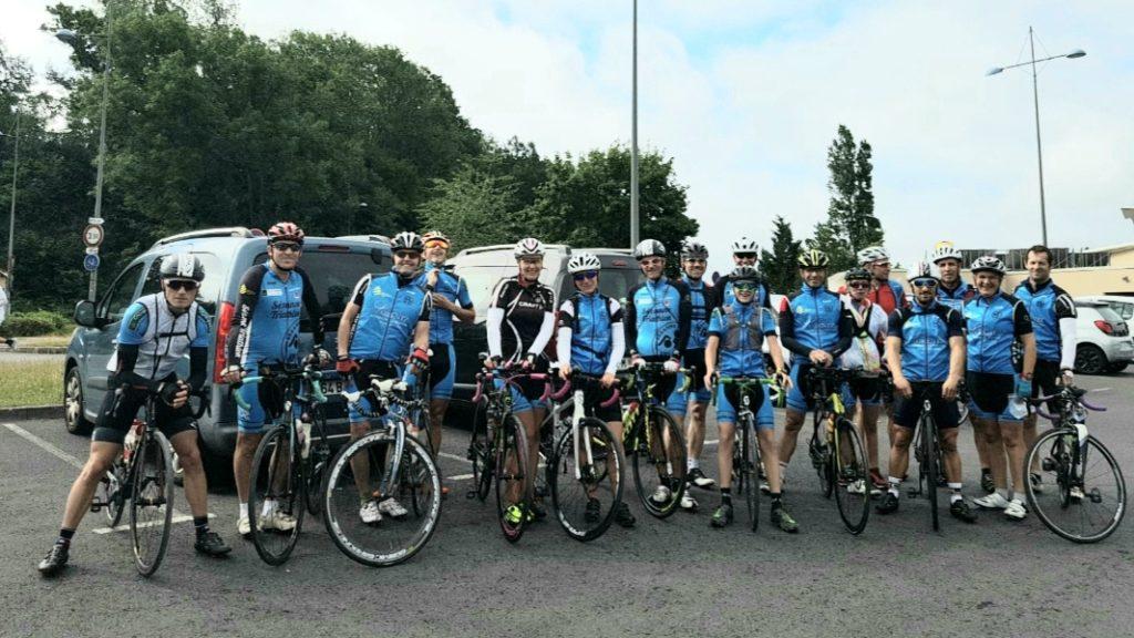 Sortie club vélo dans les Ardennes