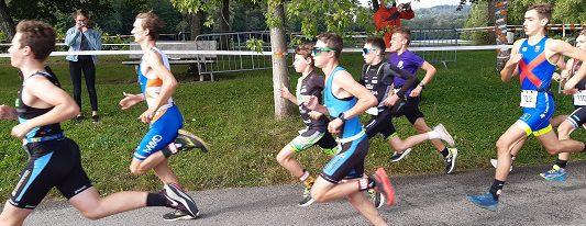 Sézanne Tri Puissance 3 au Cross triathlon de Contrexéville